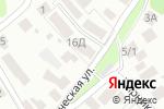 Схема проезда до компании Советский в Нижнем Новгороде