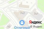 Схема проезда до компании Капитошка в Нижнем Новгороде