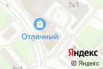 Схема проезда до компании С иголочки в Нижнем Новгороде