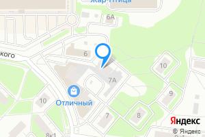 Сдается однокомнатная квартира в Нижнем Новгороде м. Горьковская, улица Богородского, 7к1