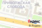 Схема проезда до компании Аренд Арендович в Нижнем Новгороде