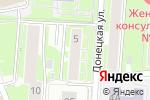 Схема проезда до компании БТИ-НН в Нижнем Новгороде