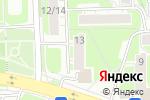 Схема проезда до компании Ренессанс в Нижнем Новгороде