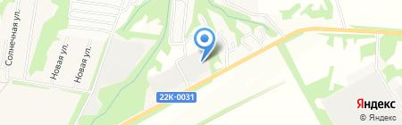 Грузовик-НН на карте Федяково