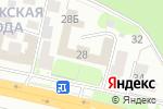 Схема проезда до компании Федерация Кудо России в Нижнем Новгороде