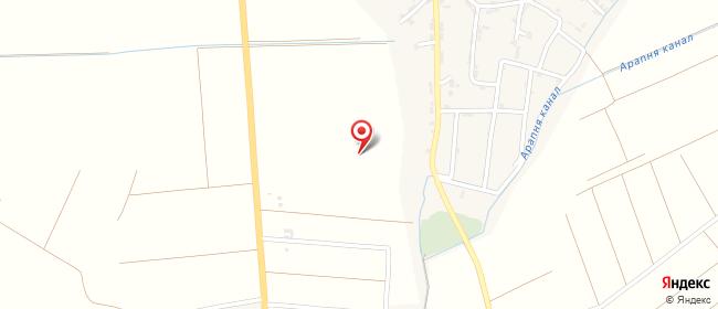 Карта расположения пункта доставки DPD Pickup в городе Таиров
