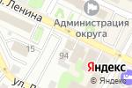Схема проезда до компании Автошкола Практика в Боре