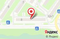 Схема проезда до компании Procto в Нижнем Новгороде