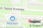 Схема проезда до компании Киоск по продаже мясной продукции в Нижнем Новгороде