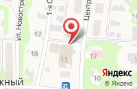 Схема проезда до компании Московская Аптека №4 в Железнодорожном