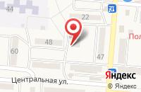 Схема проезда до компании Коммунальная компания в Новом Рогачике