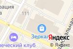 Схема проезда до компании Папа Чен в Боре