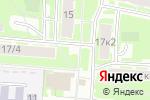Схема проезда до компании Фруктовый сад в Нижнем Новгороде