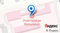 Компания Береславская участковая больница на карте