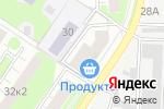 Схема проезда до компании Челси в Нижнем Новгороде