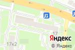 Схема проезда до компании Косметический кабинет в Нижнем Новгороде