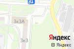 Схема проезда до компании Гранд Лабазъ в Нижнем Новгороде