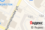 Схема проезда до компании Магазин обоев в Боре