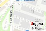 Схема проезда до компании Блок в Нижнем Новгороде