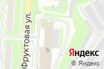 Схема проезда до компании Центр управления в кризисных ситуациях в Нижнем Новгороде