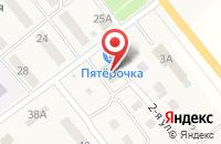 Схема проезда до компании МегаФон в Береславке