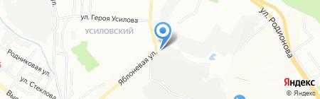 Абсолют-Инжиниринг на карте Нижнего Новгорода
