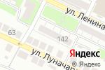 Схема проезда до компании Секонд-хенд на ул. Ленина в Боре