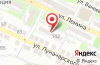 Схема проезда до компании Сопромат в Боре