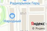 Схема проезда до компании Лесоруб в Нижнем Новгороде