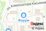 Схема проезда до компании Автотрейд в Нижнем Новгороде