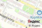 Схема проезда до компании Территориальный орган федеральной службы государственной статистики по Нижегородской области в Боре