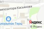 Схема проезда до компании Форум в Нижнем Новгороде
