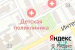 Схема проезда до компании ВидеоХит в Боре