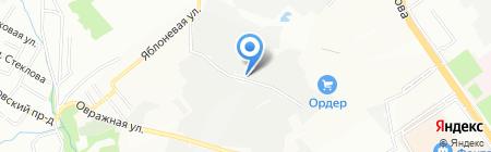 НижСтрой-НН на карте Нижнего Новгорода