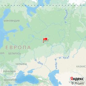 Weather station Lopatina13 in Nizhniy Novgorod, Russia