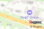 Схема проезда до компании ТитанПотолок в Нижнем Новгороде