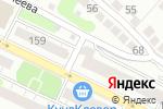Схема проезда до компании Максим в Боре