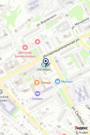 МУК БОРСКИЙ МЕЖПОСЕЛОЧНЫЙ ИННОВАЦИОННО-МЕТОДИЧЕСКИЙ ЦЕНТР на карте Бора