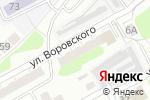 Схема проезда до компании Борская городская прокуратура в Боре