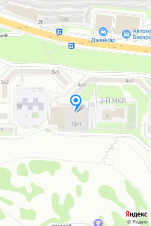 Дом 12 корп.1 по ул. Лопатина на Яндекс.Картах