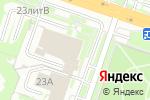 Схема проезда до компании Интеррост в Нижнем Новгороде