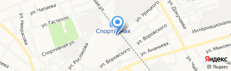 Банкомат АКБ САРОВБИЗНЕСБАНК на карте Бора