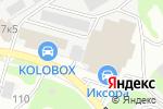 Схема проезда до компании На Деловой в Нижнем Новгороде