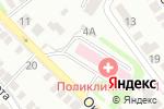 Схема проезда до компании РОСНО-МС в Боре