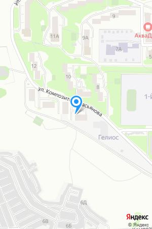 Дом 4 (по генплану), ЖК Солнечный на Яндекс.Картах