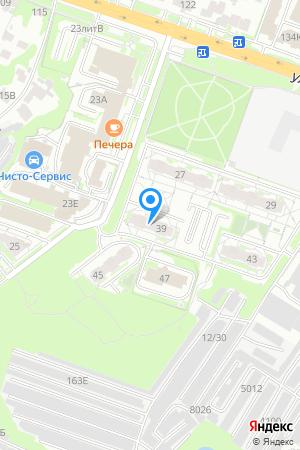 Дом 39 по ул. Родионова, ЖК Маяк на Яндекс.Картах