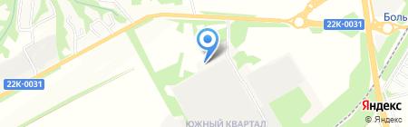 Авиньон на карте Федяково