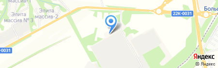 Эко на карте Федяково
