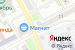 Схема проезда до компании Борское районное потребительское общество в Боре