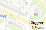 Схема проезда до компании Школа-студия Елены Пономаревой в Боре